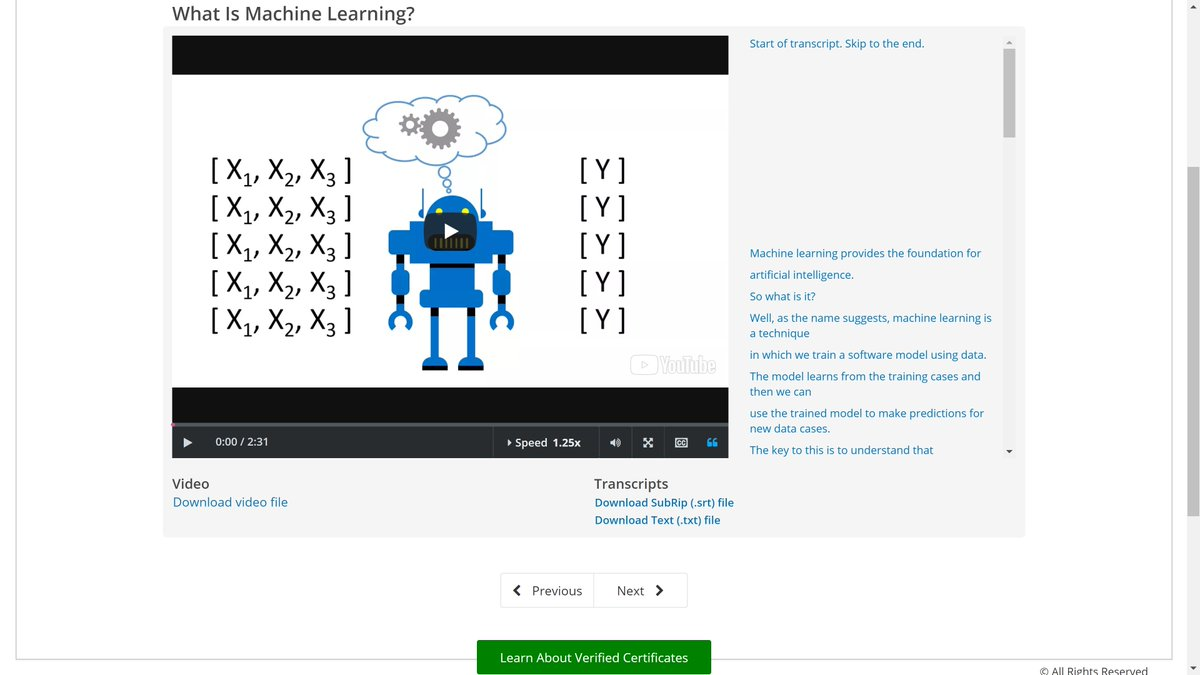 #100DaysOfCode #r1d72 A, FreeCodeCamp: Took me 3 days and a better understanding of arguments &amp; arrays to solve Seek and Destroy challenge. B, #AI: Continued Microsoft&#39;s edX course on #ML. Check out this video on #clustering if u are interest in the topic:  https://www. youtube.com/watch?v=4xDwLV -yFck &nbsp; … <br>http://pic.twitter.com/sOepU8HHqp