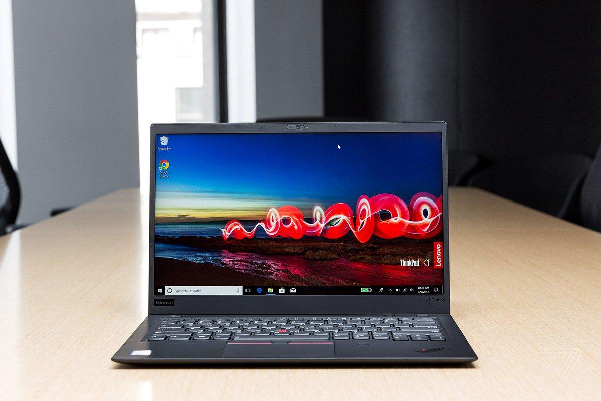 Lenovo Launches ThinkPad X1 Carbon ThinkPad
