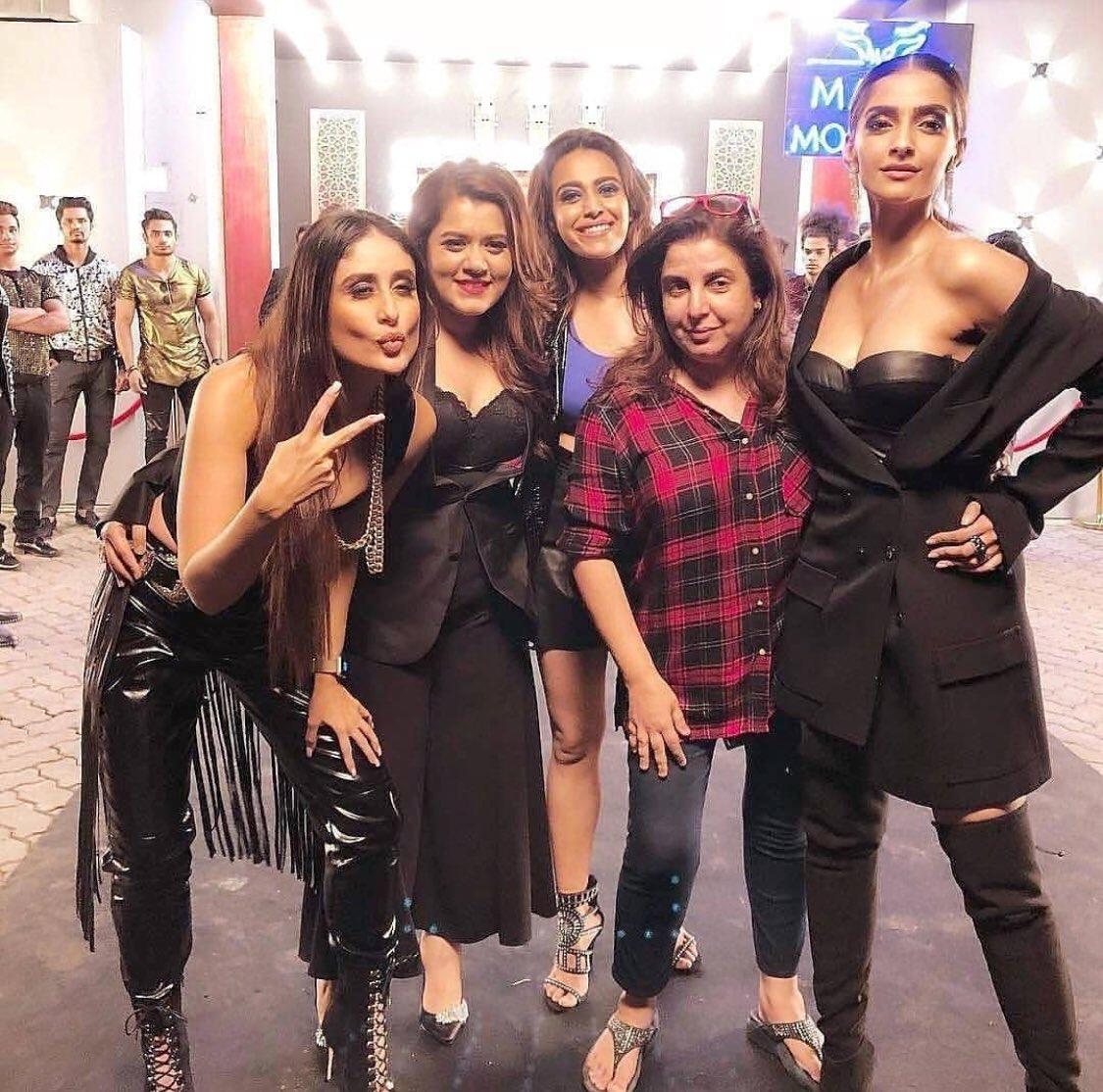Tareefan From Veere Di Wedding Badshah Qaran: Veere Di Wedding Turns Up Heat With Choreographed Song
