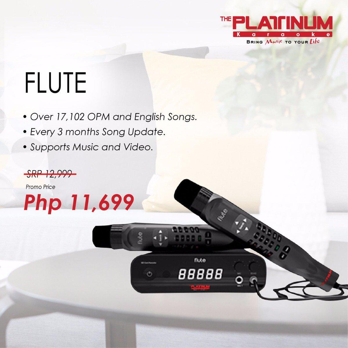 The Platinum Karaoke on Twitter: