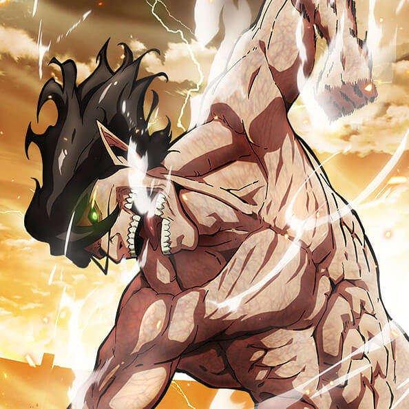 Eren Jaeger On Twitter In Titan Form Attackontitan Attackontitan2 Fanart Fanartfriday Anime Manga Shingekinokyojin Aot Snk Wallpaper Https T Co Hcy7ur53wd