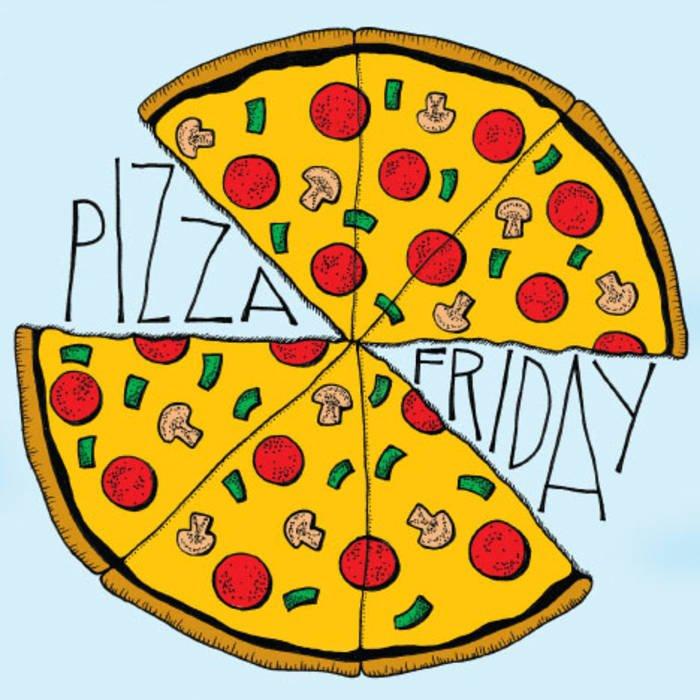 Прикольные картинки с рисунками пиццы
