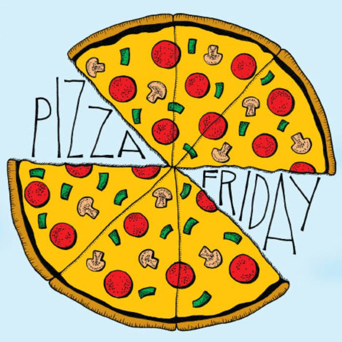 Прикольные картинки с пиццей