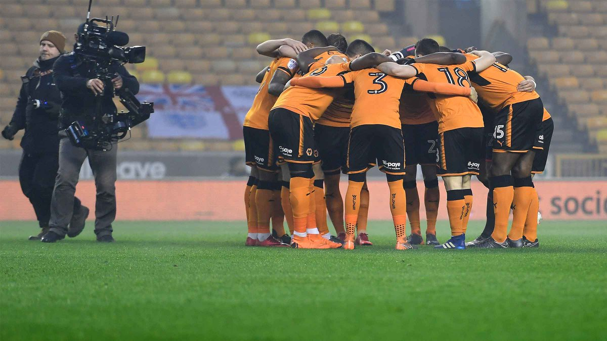 A look back at Wednesday evenings 2-0 @SkyBetChamp victory against @dcfcofficial from a different perspective. #WOLvDER  🎥👇