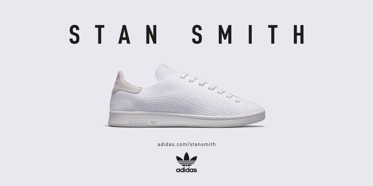 Classically clean and simple, #STANSMITH Bianco pack drops April 19th.  http://adidas.com/StanSmith pic.twitter.com/Q5nM2DwxCb