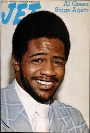 Happy Birthday Al Green. Your voice and message have brought me profound joy.