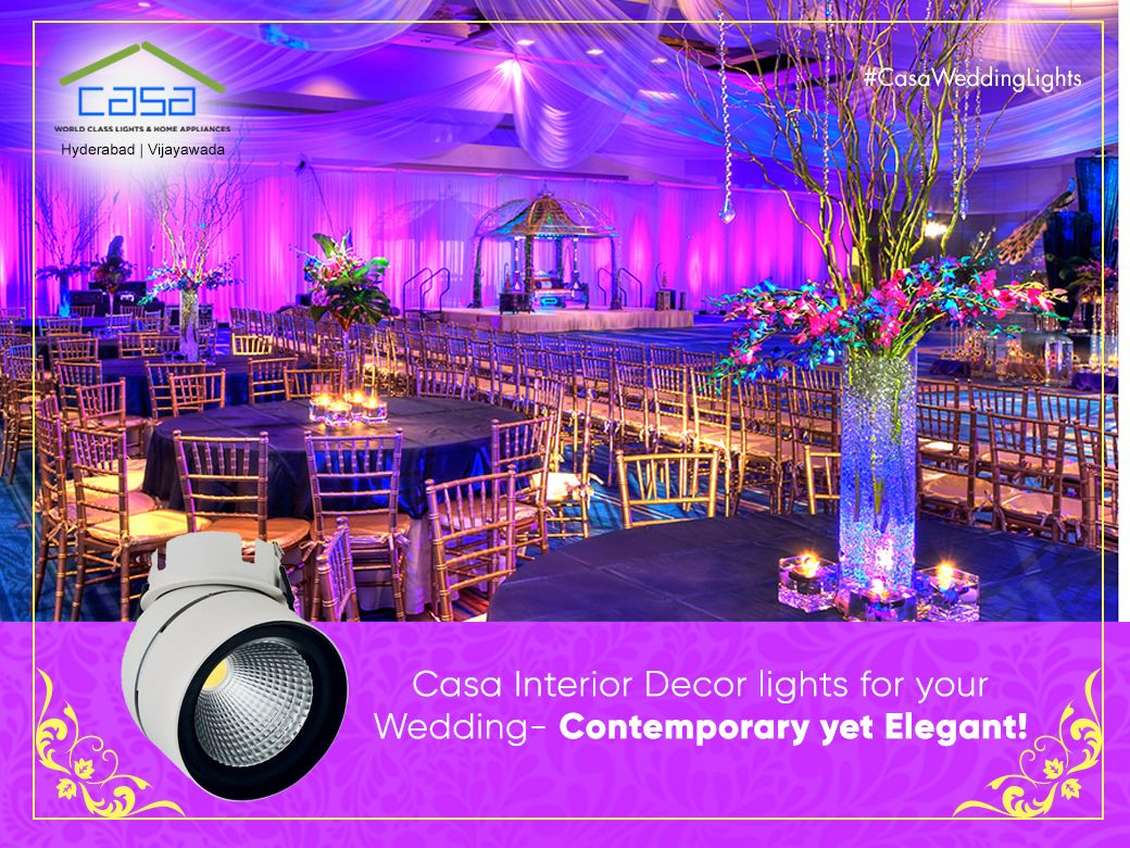 Casa lights linkedin