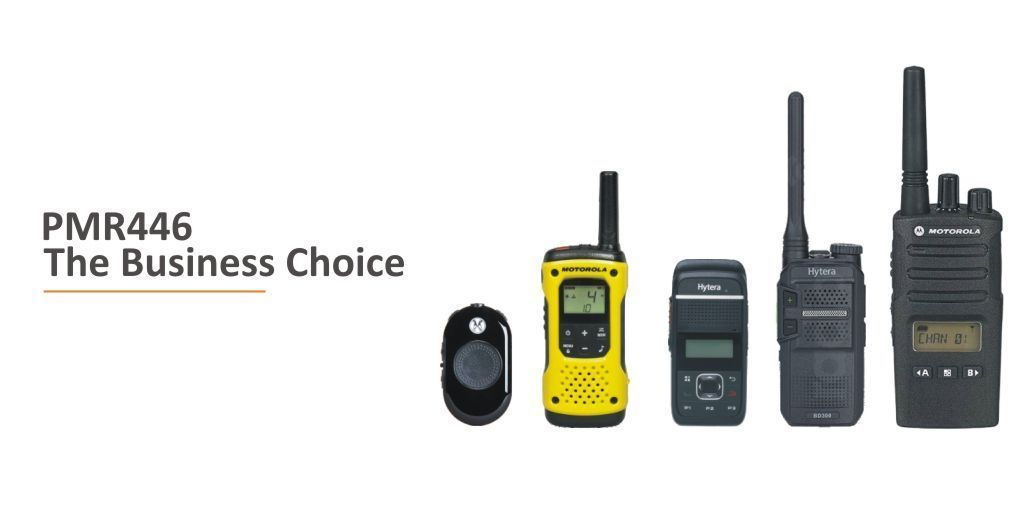 #446Friday - How could I utilise PMR446 for my business two-way radio requirements?  https://t.co/u4YjkJnFQ1  #pmr446 #nonlicensedtwowayradio #walkietalkies #heretosupportyou