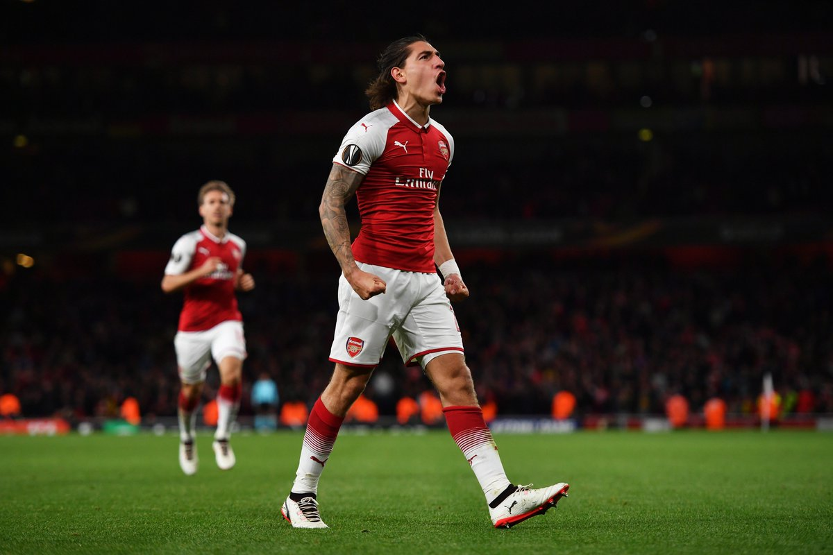 Héctor Bellerín: 'For us to win this competition would mean the world.' 🔴⚪  #UELdraw