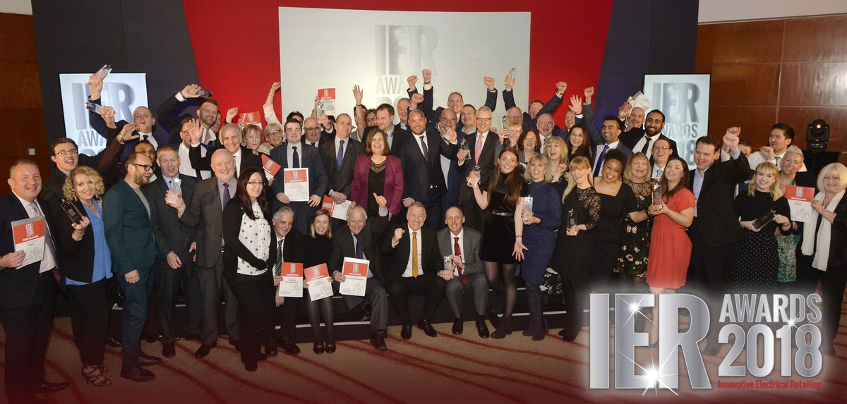 Congratulations to all of our #IERAwards2018 winners & highly commended! Weren't able to attend? Find out who took home silverware at yesterday's awards here: https://goo.gl/CMzKQL
