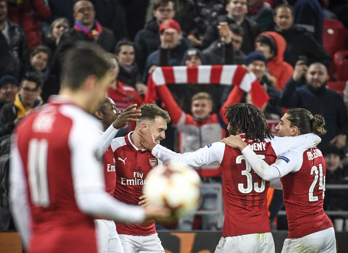 Arsenal Photo