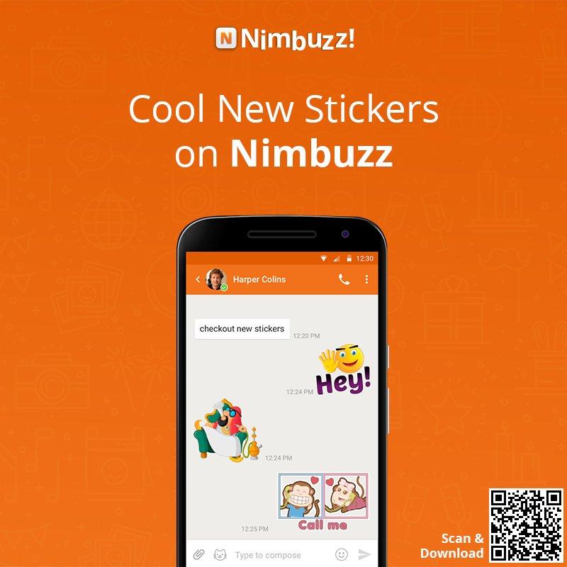 Nimbuzz on Twitter: