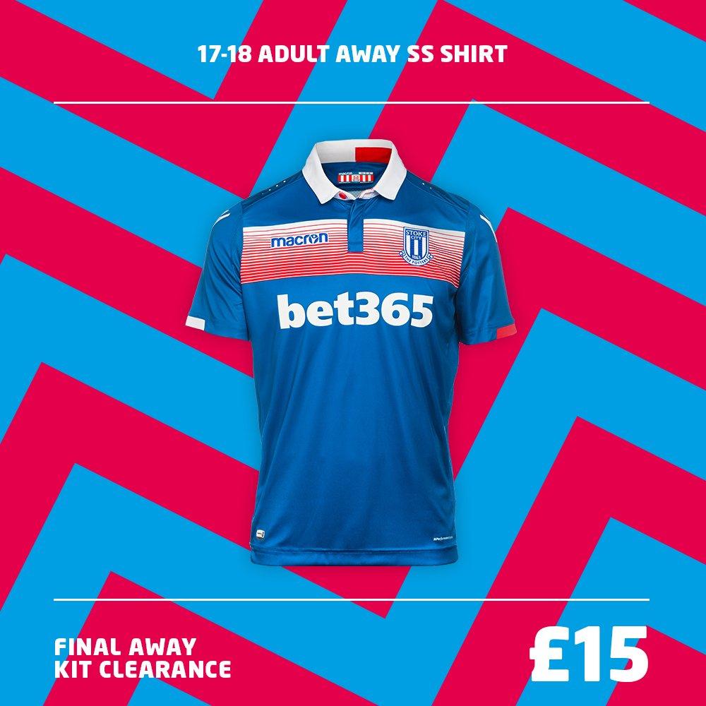 Stoke City StoreVerified account @scfc_store