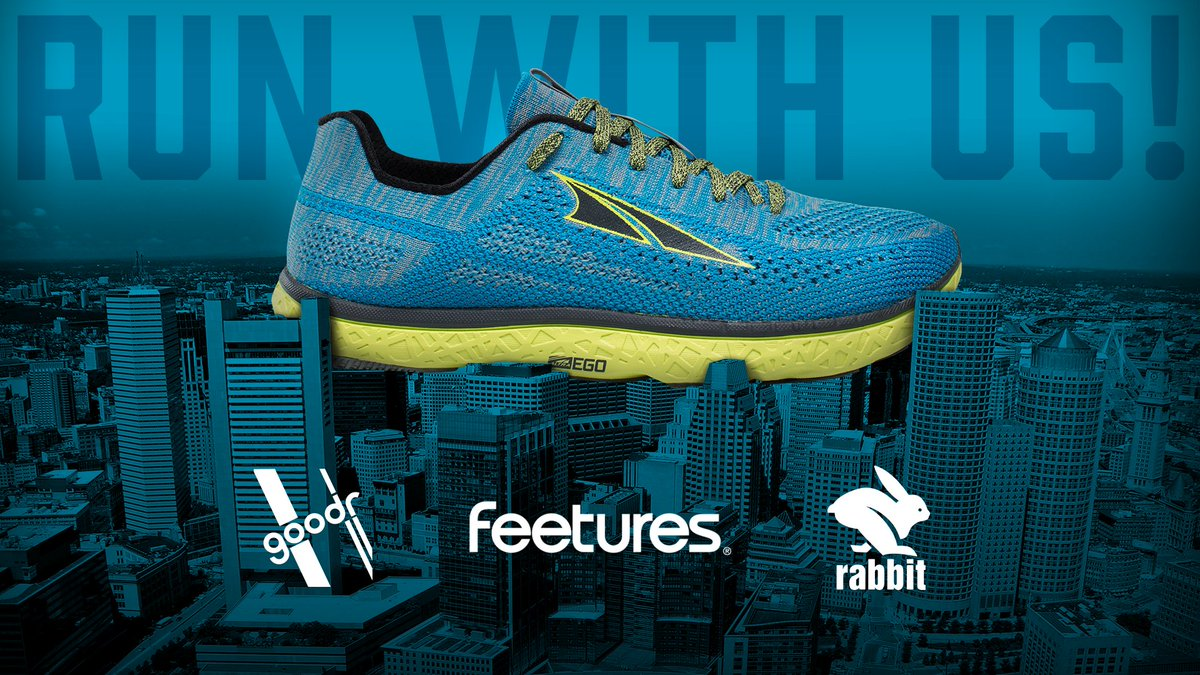 873ce3d3cc Join us on Saturday in downtown Boston for a big race shakeout and your chance  at winning some limited edition swag!