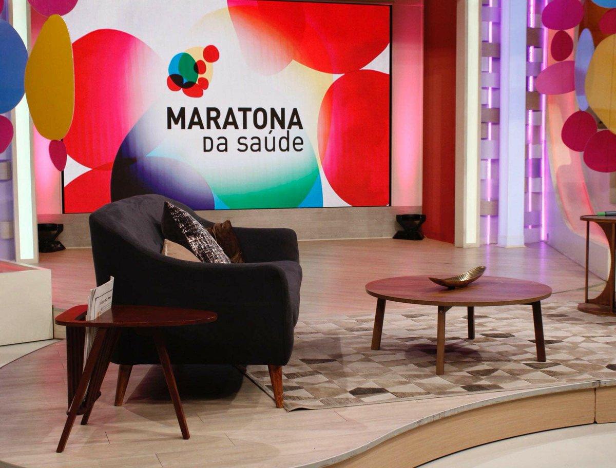 Está a acompanhar a @MaratonaSaude? Junte-se a nós, contamos consigo! #maratonadasaude #RTP