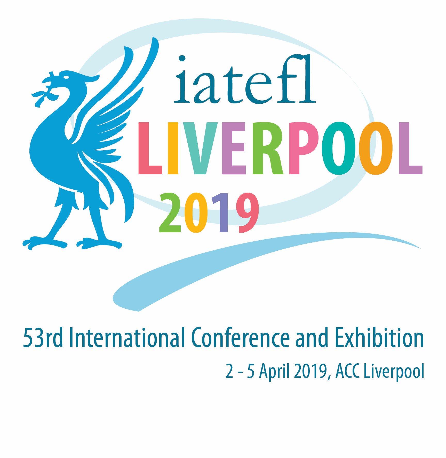 IATEFL Liverpool 2019 logo