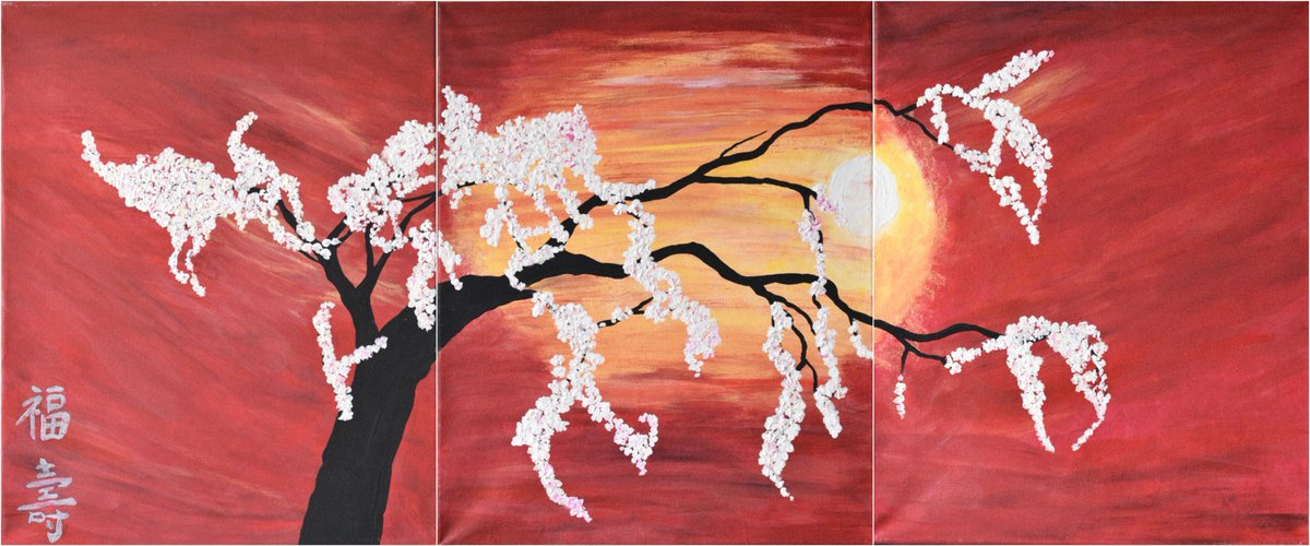 cherryblossomspainting tagged Tweets and Download Twitter