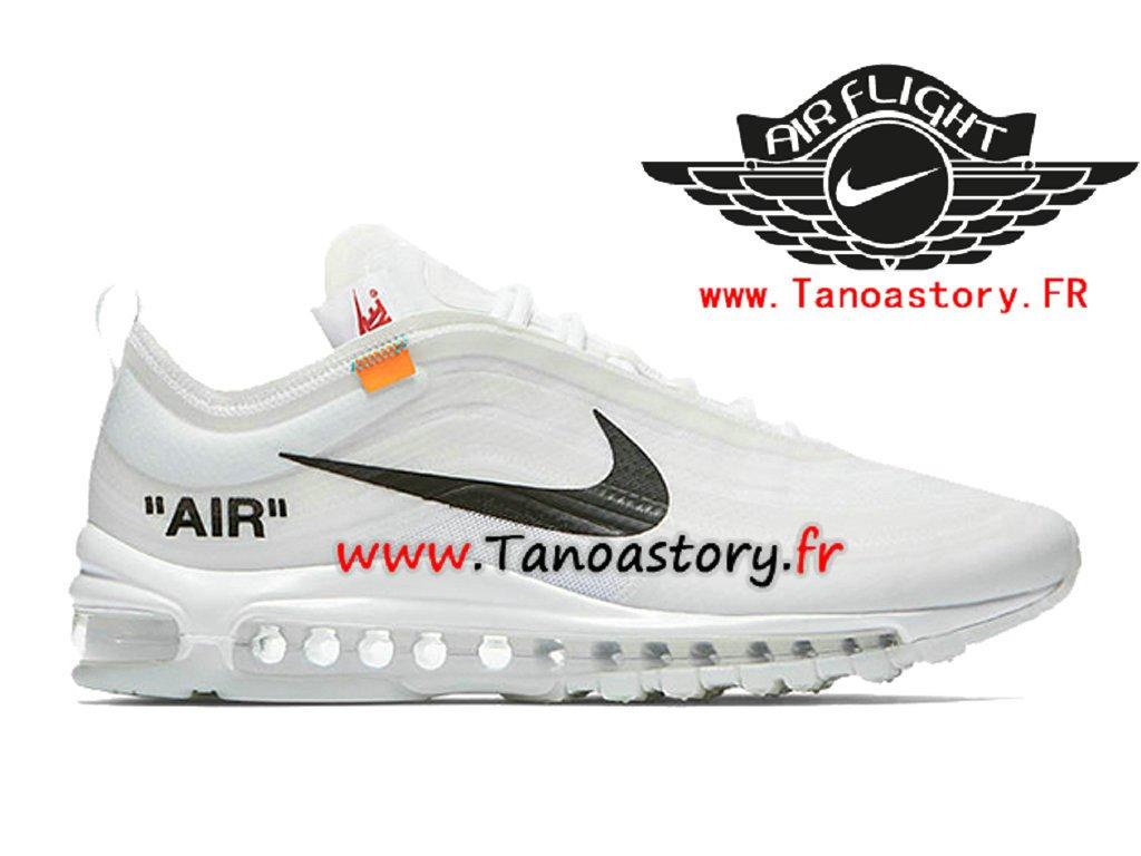 size 40 c4759 0ebf5 ... modèle. http   www.tanoastory.fr chaussures-homme-off-white-x-nike-air -max-97-officiel-2018-pas-cher-blanc-noir-aj4585-100-1093.1.html  …pic.twitter.com  ...