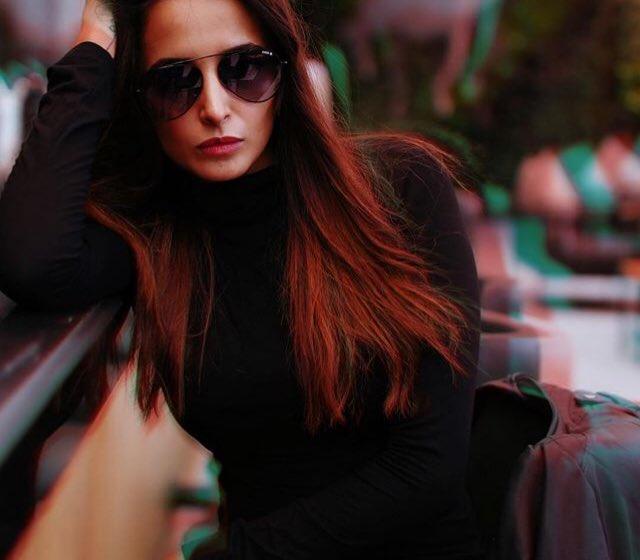 All black everything! @ShethJinita in #IDEEfamewear #IDEE #IDEEeyewear #famewear<br>http://pic.twitter.com/PqkKIDLGY4