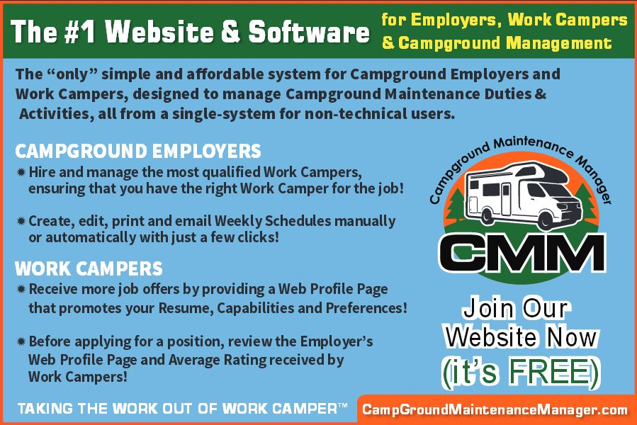 Outstanding Campground Management Resume Image - Resume Ideas ...