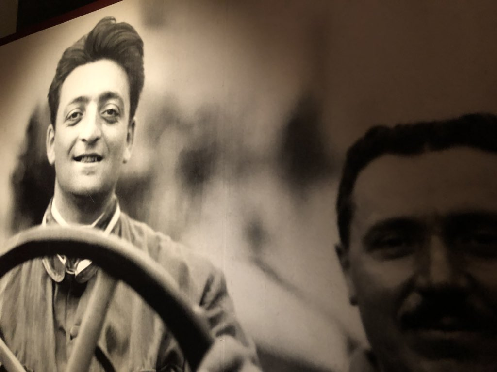 Does Enzo Ferrari Really Looks Like Mesut özil Maybe Not In Other