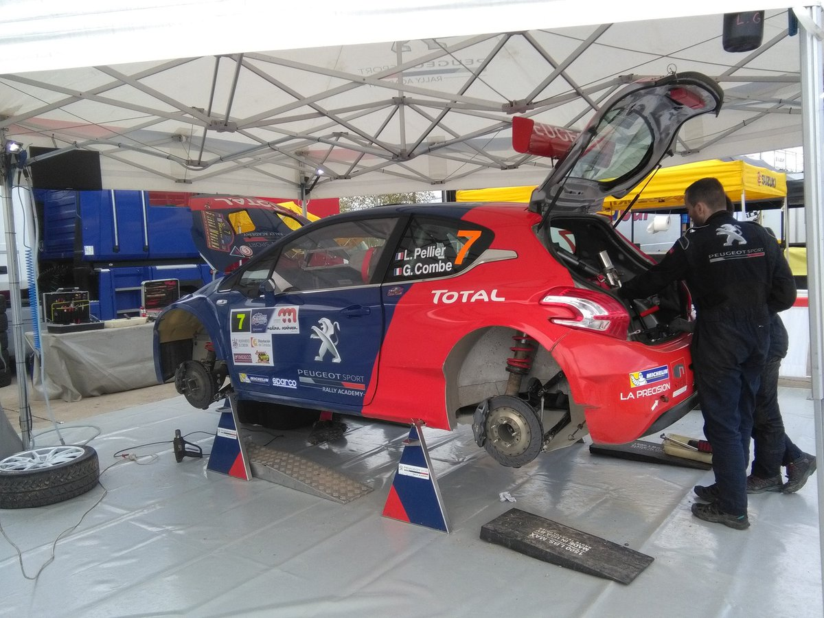 CERA: 36º Rallye Sierra Morena - Internacional [12-14 Abril] - Página 3 DaqODwPX4AAGveT