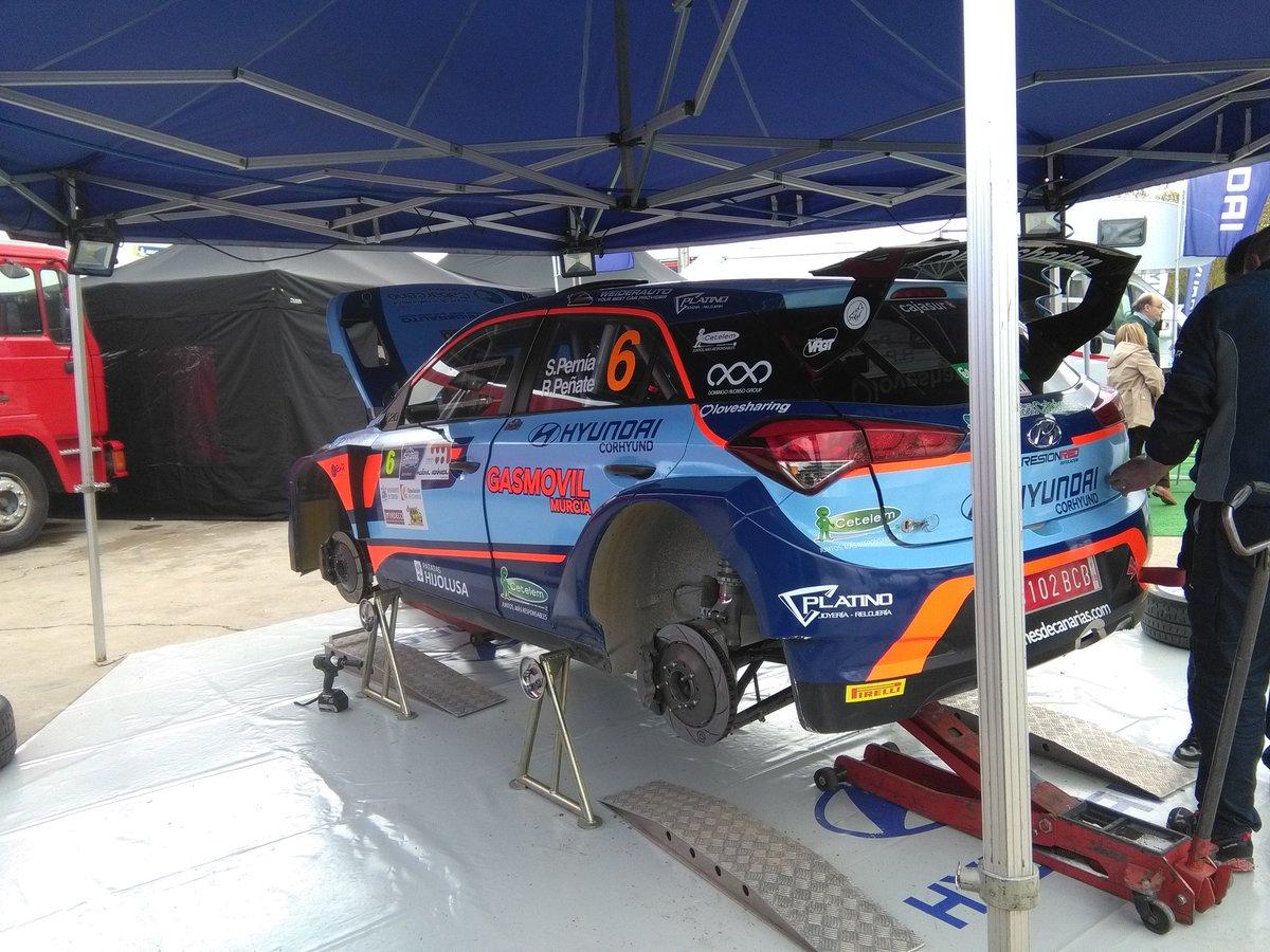 CERA: 36º Rallye Sierra Morena - Internacional [12-14 Abril] - Página 3 DaqOhG0W4AAwHI2