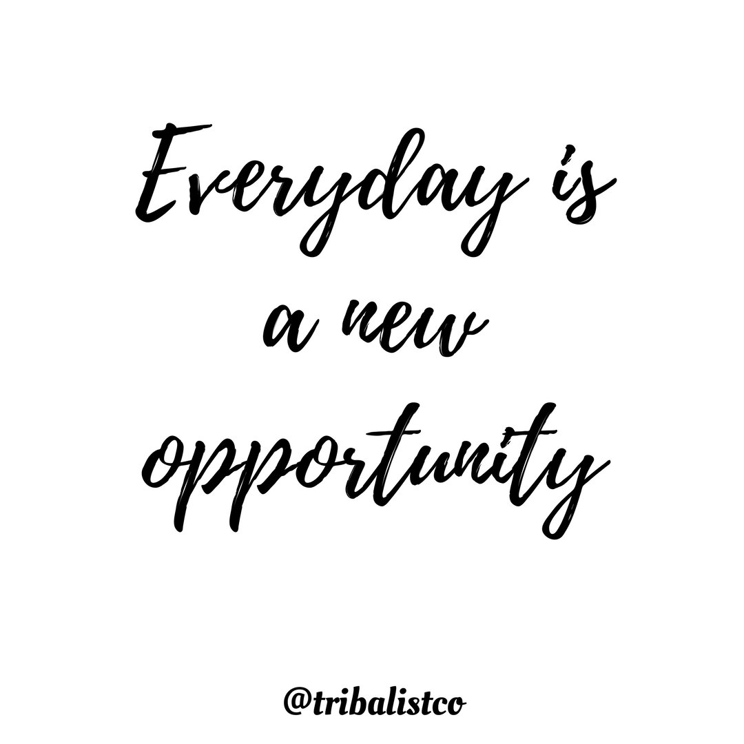 Everyday is a new opportunity to have a fresh start.   #happyfriday #quote #quoteoftheday #quotes #dailyquote #motivation #inspiration #entrepreneur #business #smallbusiness #marketing #boutique #realestateagent #boss #bosslady #digitalmarketing #socialmedia #smm #graphicdesign<br>http://pic.twitter.com/dnNm2NttZg