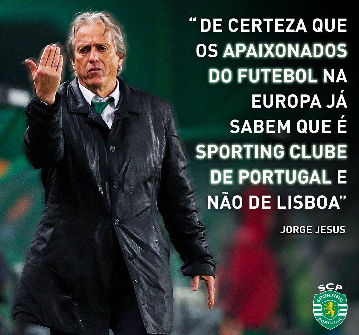 Fomos Sporting Clube de Portugal! 🇵🇹 🙌