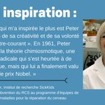 Image for the Tweet beginning: Mon inspiration : profil Dr