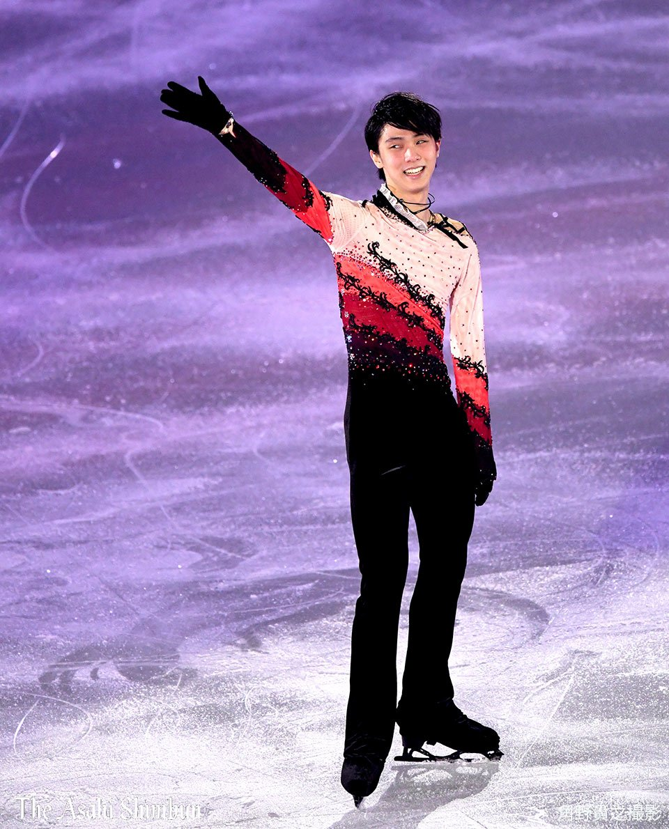 continue with wings day1 Yuzuru Hanyu