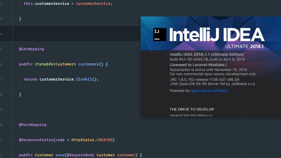 IntelliJ IDEA on Twitter: