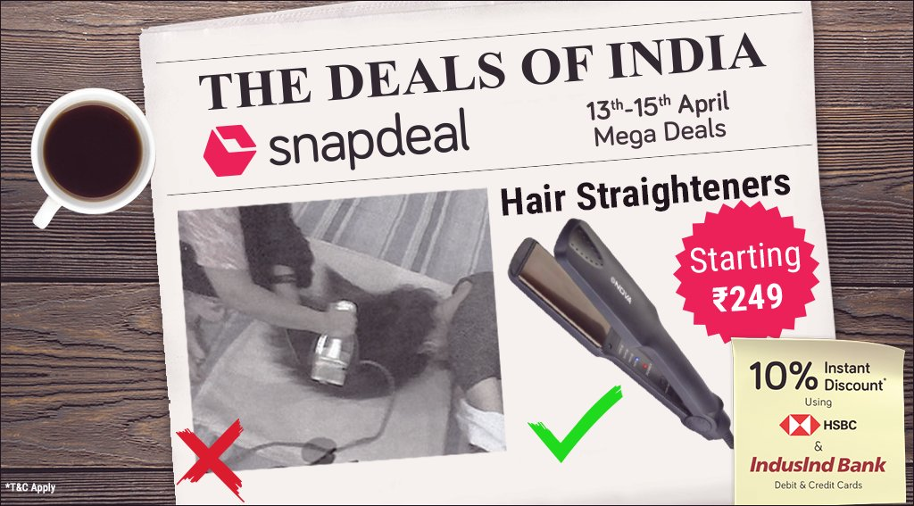 daf73c943 Best deals from  DealsOfIndia on Snapdeal  Last day today! Hurry!