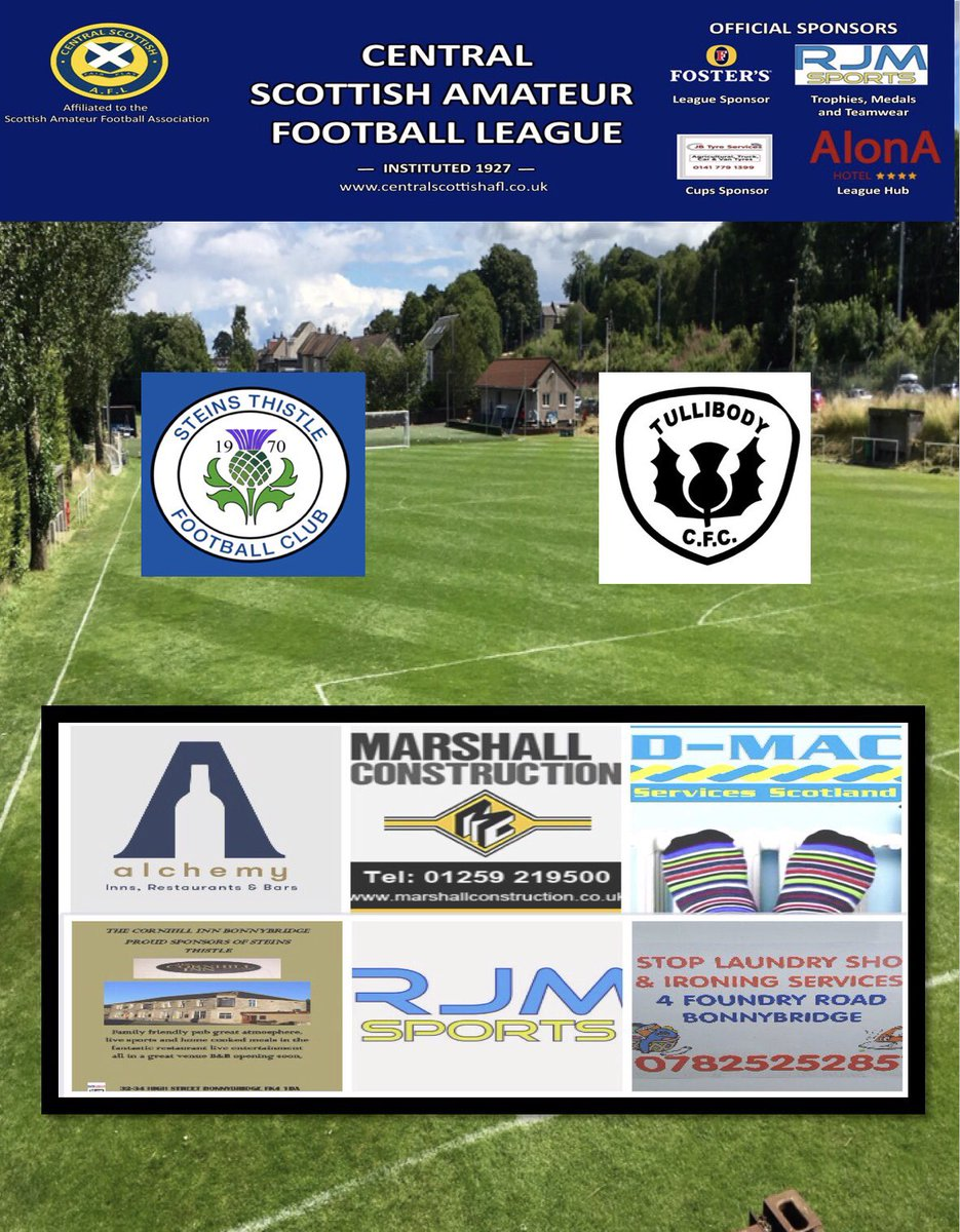 Central scottish amateur football league