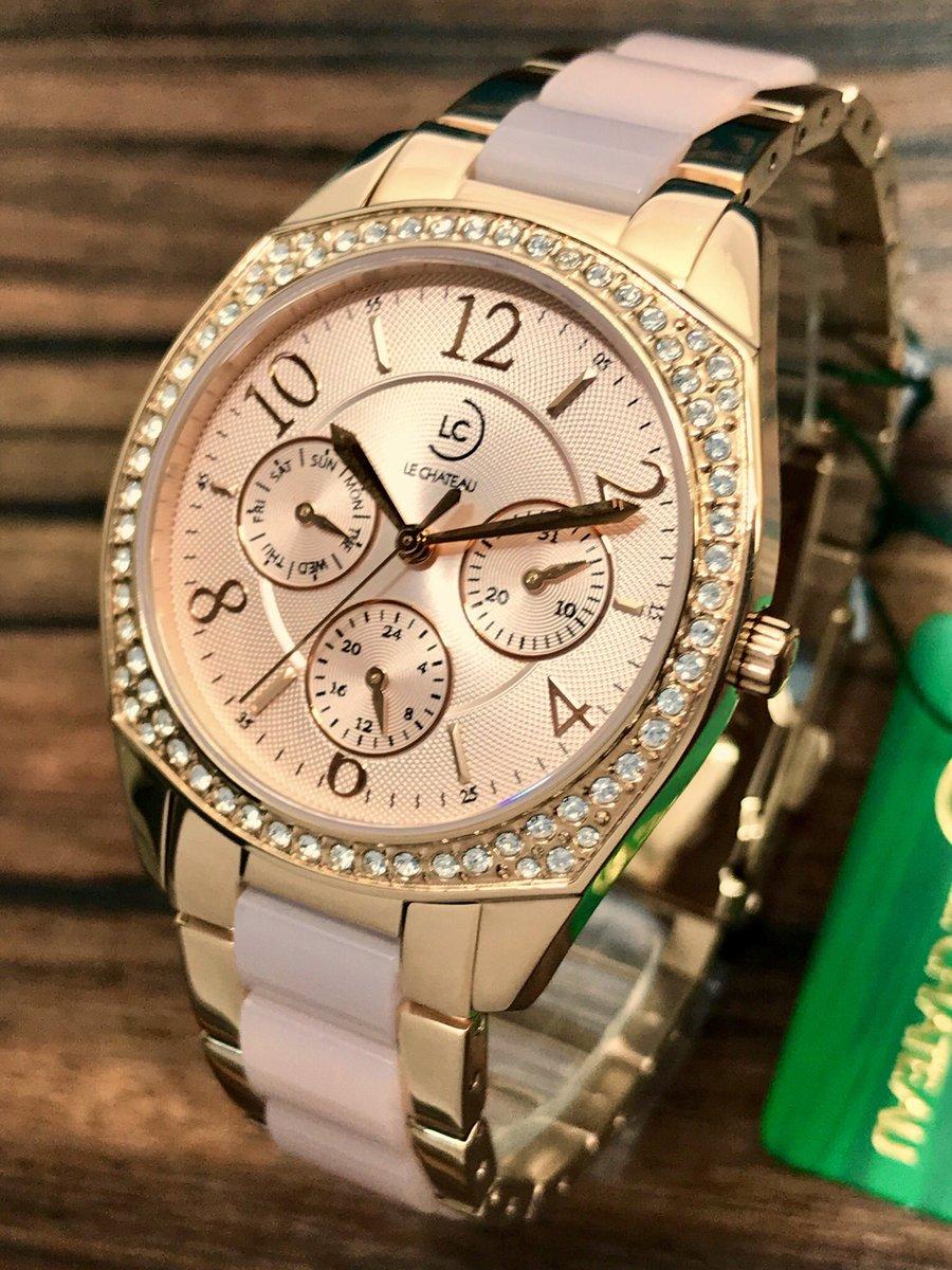 Le Chateau là một trong các hãng đồng hồ nổi tiếng của Pháp