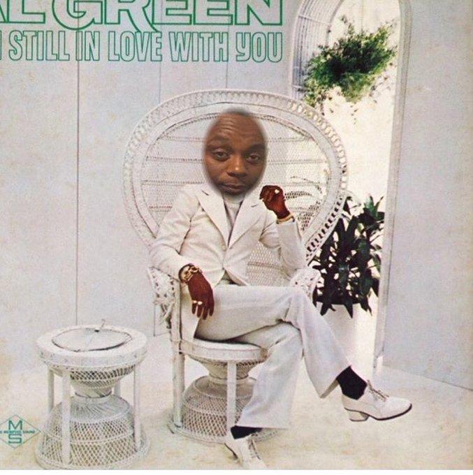 Happy bday Al Green!