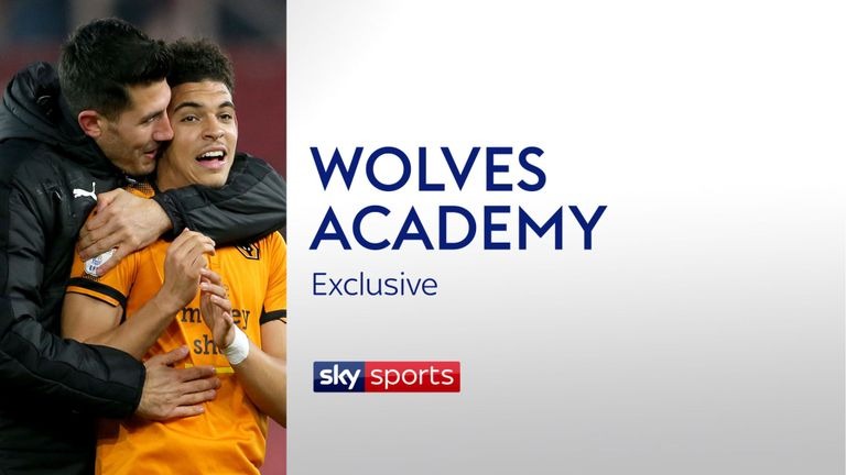 Inside the Wolves academy: Find out why this success story is about much more than big-name arrivals | @ghostgoal   👉 skysports.tv/7xF39l