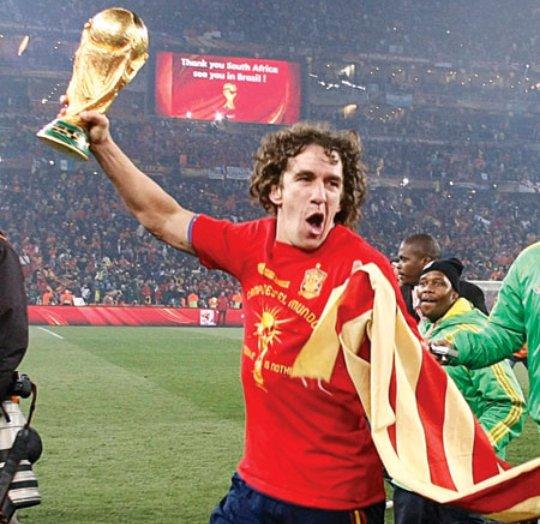 Happy 40th Birthday To Spain Legend Carles Puyol