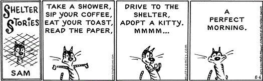 shelter reminder