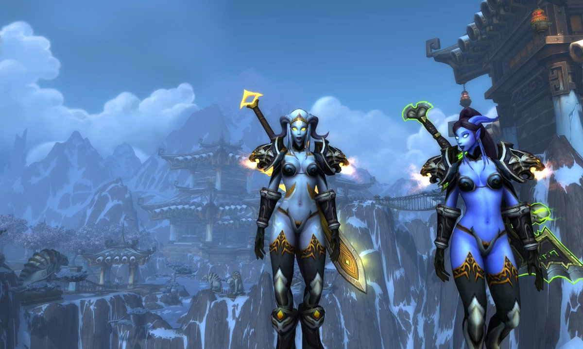 Night fae ardenweald covenant armor sets
