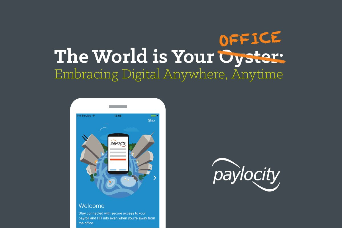 "Access Paylocity paylocity on twitter: ""in today's modern workplace cubicle"