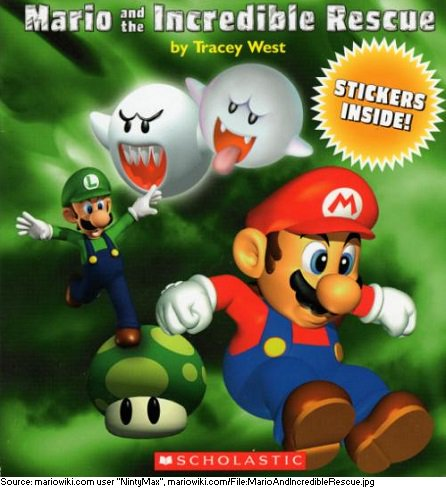 Supper Mario Broth On Twitter The Cover Of Mario And The