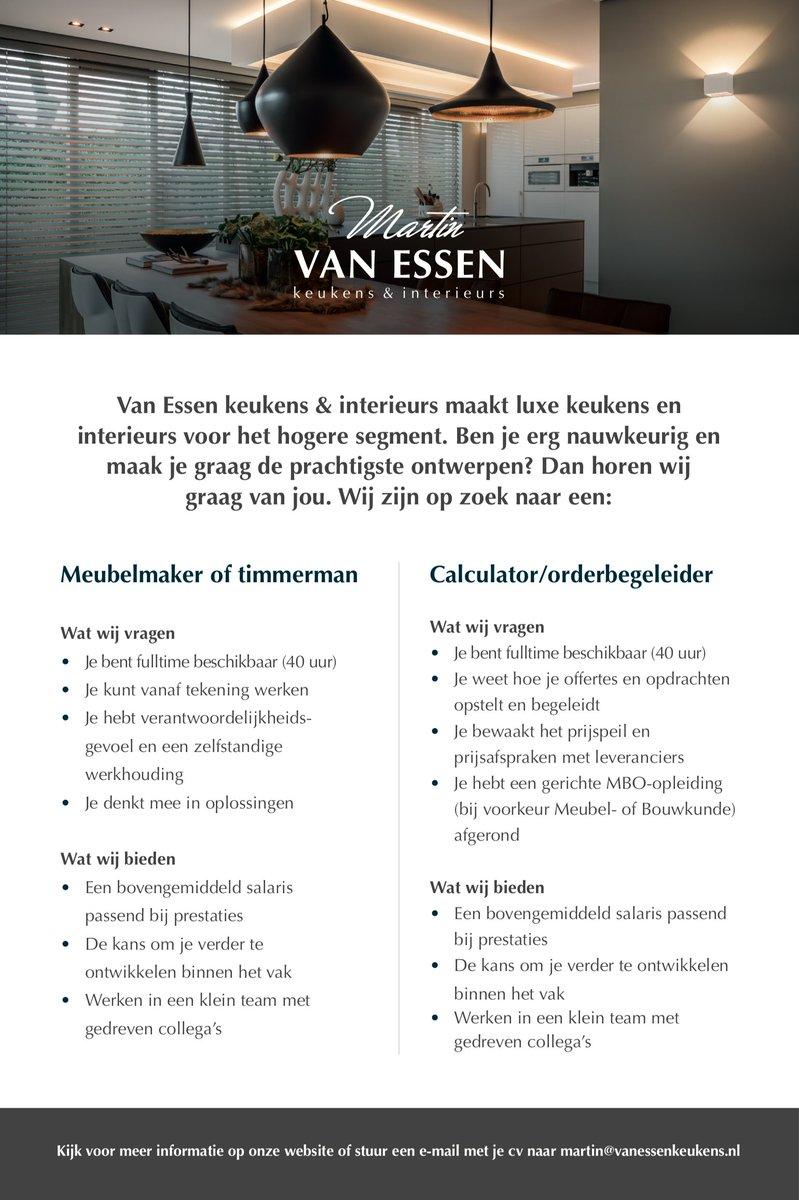 Van Essen Keukens (@EssenBarneveld) | Twitter