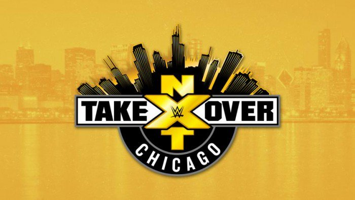 Chicago. It's been awhile...  #NXTTakeOv...