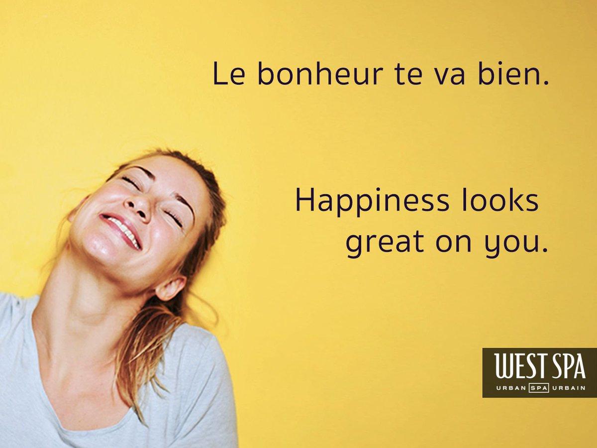 Peu importe les circonstances,  garde ton beau sourire. Il te va si bien!   #spa #montreal #westislandspa #DDO #westspa #bonheur  No matter the circumstances, keep your  beautiful smile. It suits you so well!    #spa #montreal #westislandspa #DDO #westspa #happiness<br>http://pic.twitter.com/KCVFRXDkXs