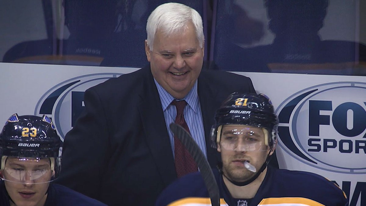 Congratulations, Hitch! Thank you for letting us share in your legendary career. #stlblues