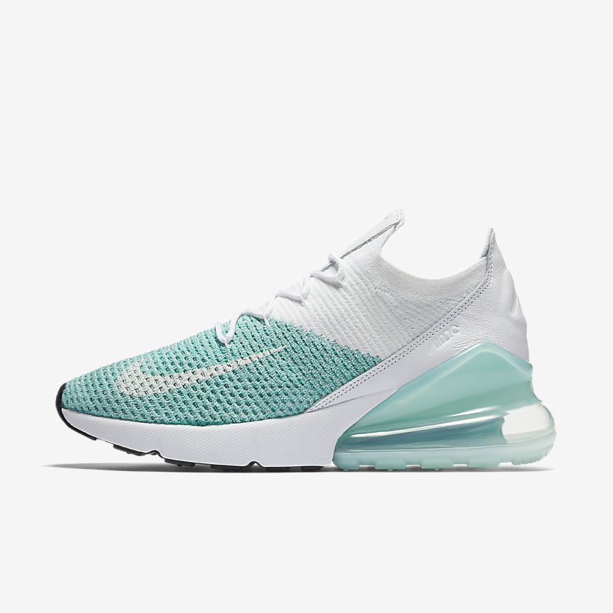 The new women s Nike Air Max 270 Flyknit