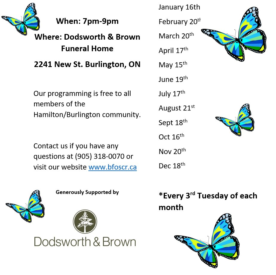 ... bereaved parents of adult child, young child and miscarriage or still  birth. Feel free to drop in! No registration  required!pic.twitter.com/eQqYllzFms