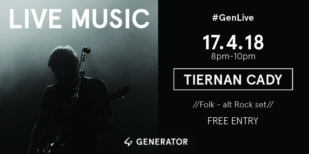 Generator Dublin (@Gen_Dublin) | Twitter