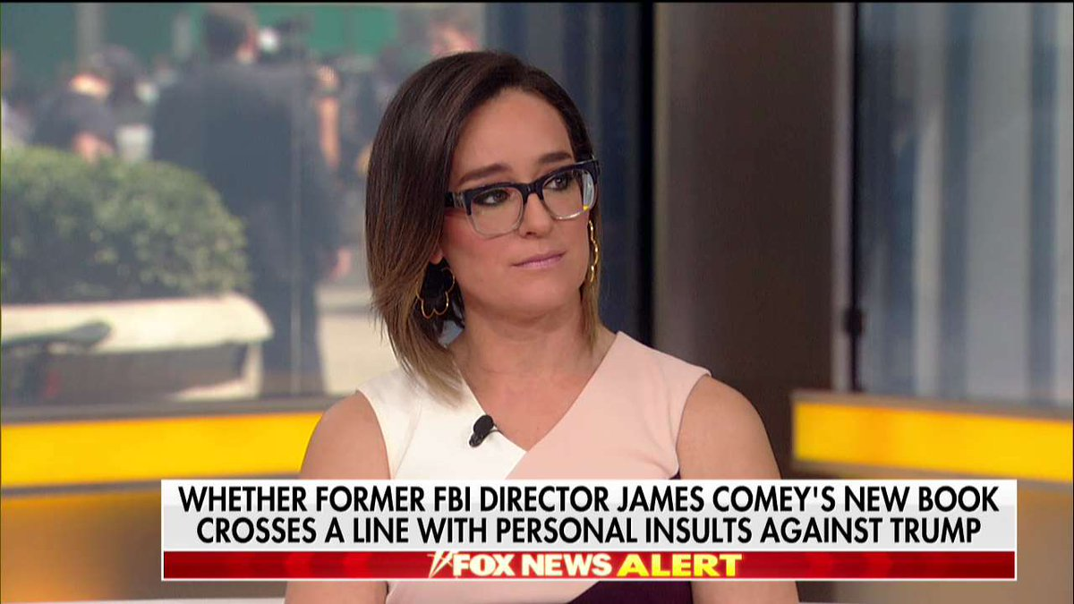.@KennedyNation: '[@Comey] was going to get fired either way no matter who won the election.' #Outnumbered